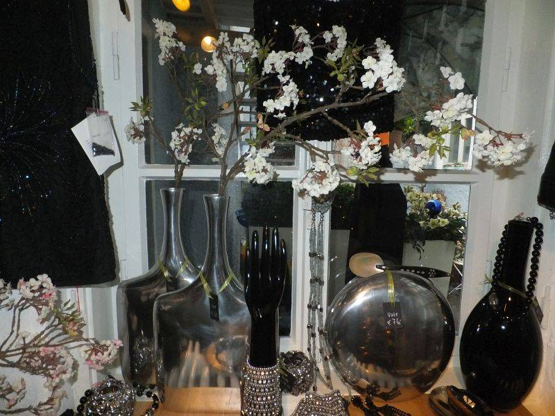 deko dekorationen edler glanz fashion fantasy. Black Bedroom Furniture Sets. Home Design Ideas